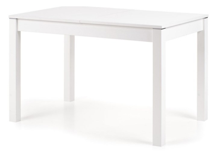 SELSEY Stół rozkładany Veiga 118-158x75 cm biały
