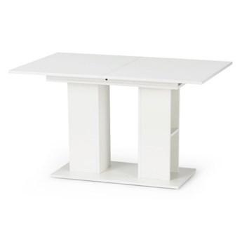 SELSEY Stół rozkładany Obargo 130-170x80 cm biały