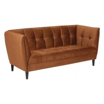Sofa Jonna miedziany 182 cm