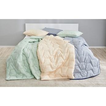 Zestaw poduszka + kołdra + torba AdaptiveGO Dormeo 200x200 cm kremowy