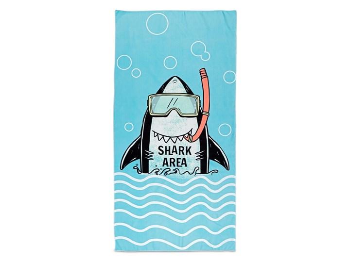 Szybkoschnący ręcznik Dormeo 70x140 cm niebieski Ręcznik plażowy Niemowlęce Kategoria Ręczniki
