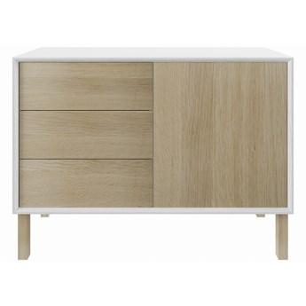 Komoda dębowa Elegant Wood I