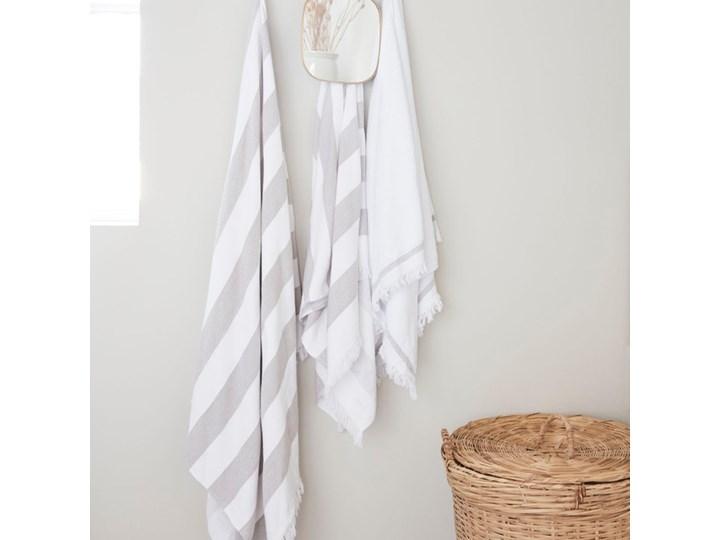 Meraki - Ręcznik Barbarum 100x180 Frotte Bawełna Ręcznik plażowy Kategoria Ręczniki 70x140 cm Kolor Biały