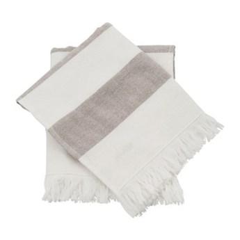 Meraki - Zestaw dwóch ręczników Barbarum