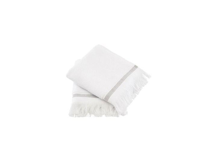 Meraki - Zestaw dwóch ręczników 40 x 60 Ręcznik kąpielowy Komplet ręczników 40x60 cm Kategoria Ręczniki Kolor Biały
