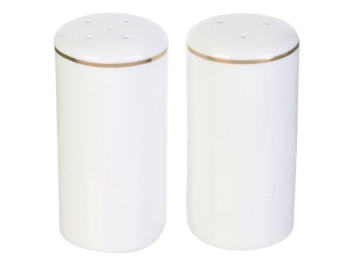 SELSEY Pojemniki na przyprawy Vegera z porcelany
