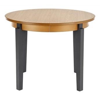 Stół Sorbus - dąb miodowy/grafit