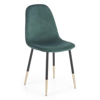Krzesło K379 - ciemnozielony