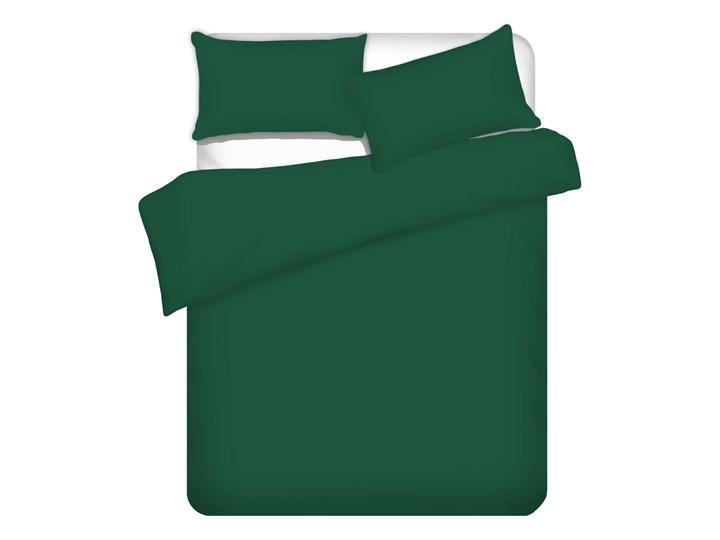 VELISE Komplet pościeli ciemnozielonej 160x200 cm Kolor Zielony