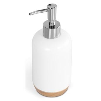 JUPITER Dozownik łazienkowy biały 0,38 l