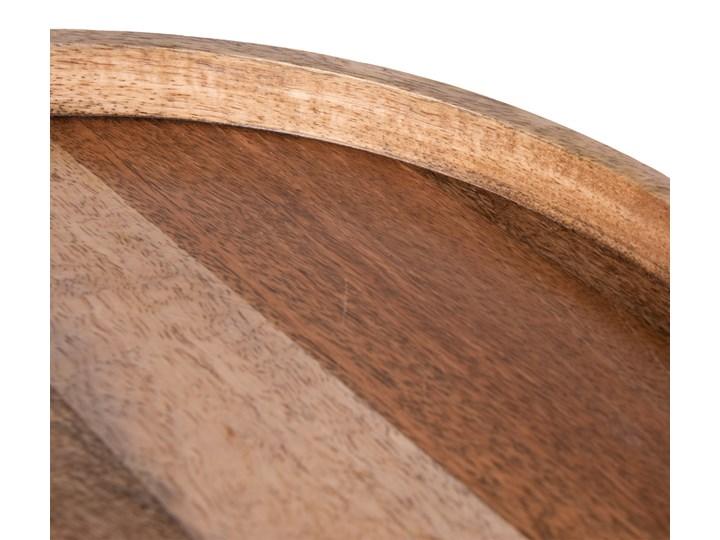 HARVEY Stolik kawowy 42x45 cm Kategoria Stoliki i ławy Kolor Beżowy