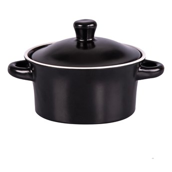 TINEO Kokilka czarna 0,35 l