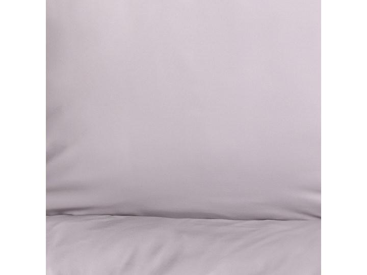 SELIN Komplet pościeli z falbanką szarej 160x200 cm Kategoria Komplety pościeli