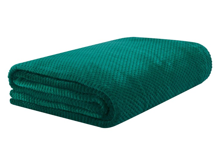 NOAH Koc ziarnka ryżu zielony 150x200 cm - Homla