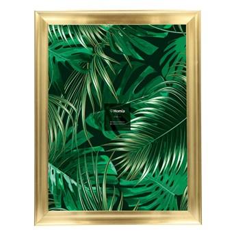 VIRE Ramka na zdjęcie złota 35x45 cm - Homla