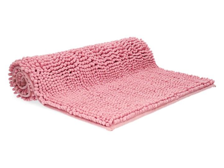 JON Dywanik łazienkowy różowy 50x80 cm - Homla