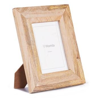 ABESE Ramka na zdjęcie drewniana 13x18 cm