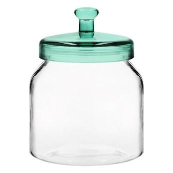INGE Słoik szklany zielony S 2 l