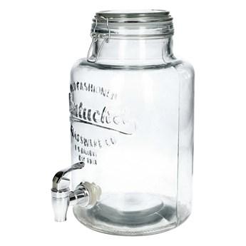 FREYA Dyspenser szklany L 6 l l