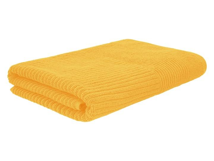 NALTIO Ręcznik musztardowy 70x130 cm - Homla
