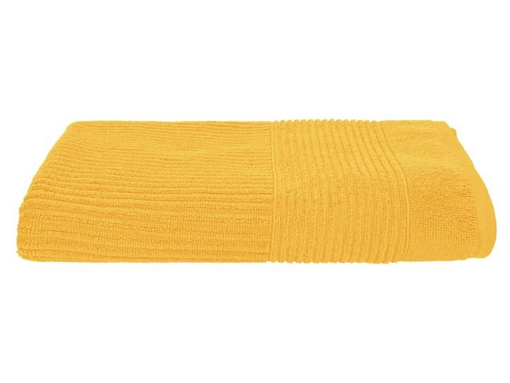 NALTIO Ręcznik musztardowy 70x130 cm Kategoria Ręczniki