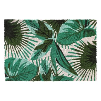 JATA Wycieraczka z motywem liści 40x60 cm