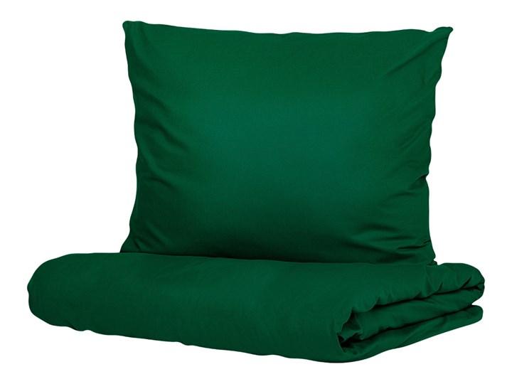 VELISE Komplet pościeli ciemnozielonej 160x200 cm Kolor Zielony Kategoria Komplety pościeli