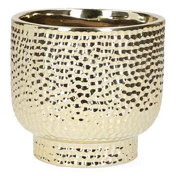COLLE GOLD Osłonka złota 13x13 cm
