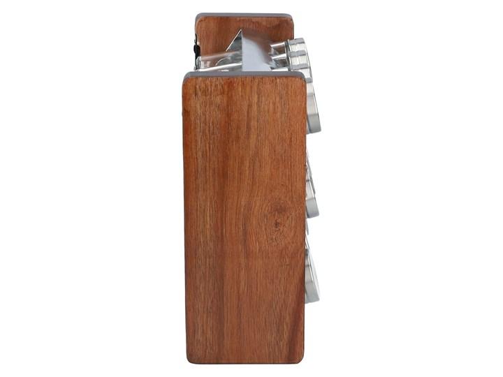 OTTO Stojak z przyprawnikami - 12 słoiczków 28x22 cm Zestaw do przypraw Kategoria Przyprawniki