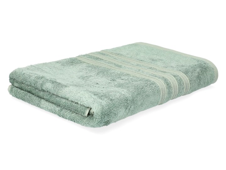 SARVA Ręcznik zielony 70x130 cm - Homla