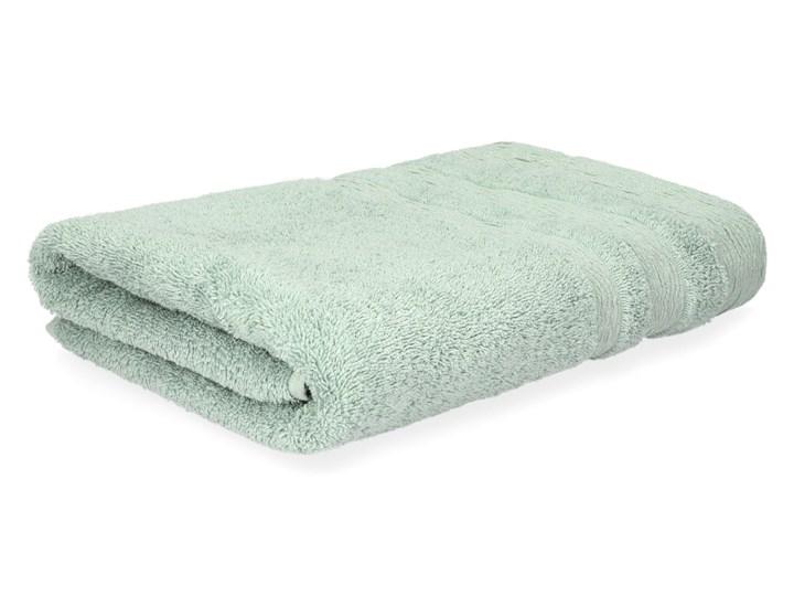 CLAT Ręcznik z delikatnym lureksem zielony 70x130 cm - Homla