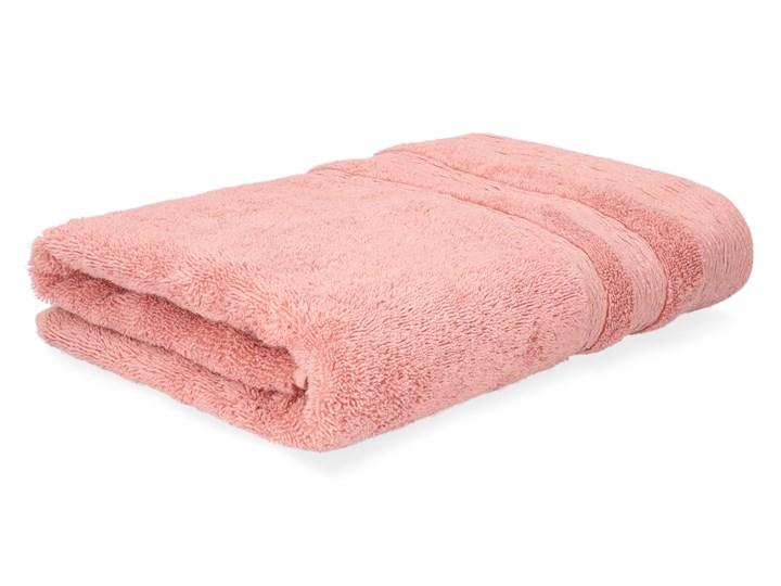CLAT Ręcznik z delikatnym lureksem różowy 70x130 cm Kategoria Ręczniki