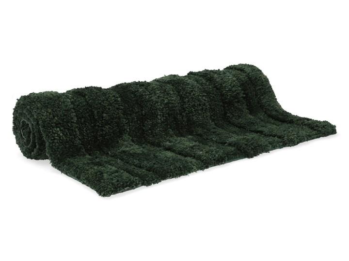 GEORG Dywanik łazienkowy ciemnozielony 50x80 cm - Homla