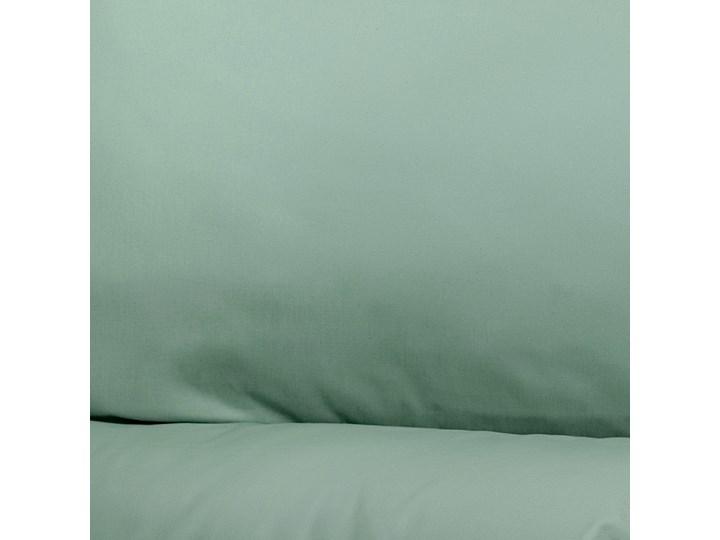 VELISE Komplet pościeli bawełnianej miętowej 160x200 cm Kolor Miętowy Bawełna Kategoria Komplety pościeli