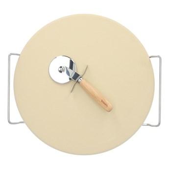 RINGO Kamień do pizzy z nożykiem 33 cm