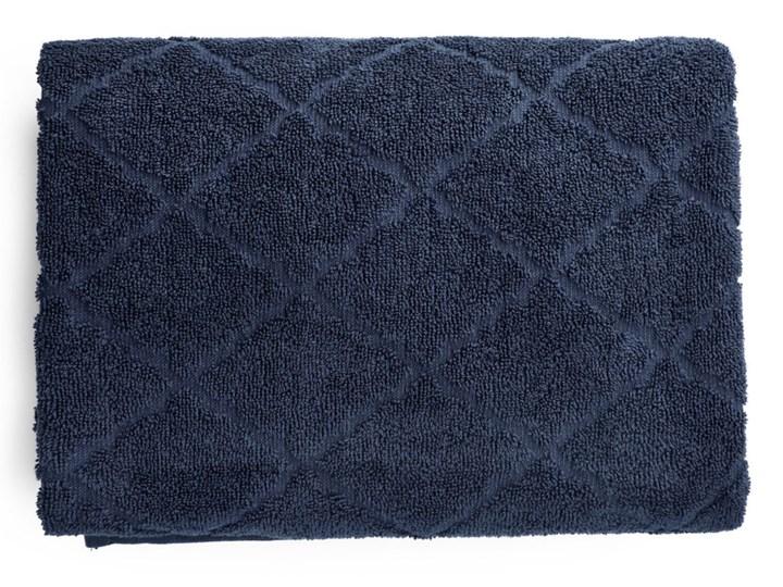 SAMINE Ręcznik z marokańską koniczyną granatowy 70x130 cm Kategoria Ręczniki
