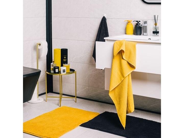 NALTIO Ręcznik w paski musztardowy 70x130 cm Kategoria Ręczniki