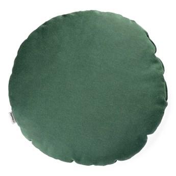 CLEO Poduszka okrągła zielona 45 cm