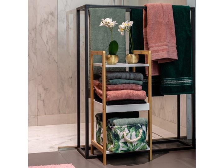 CLAT Ręcznik z delikatnym lureksem zielony 70x130 cm Kategoria Ręczniki
