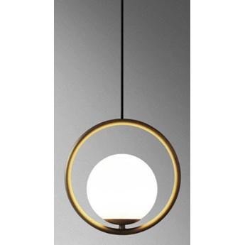 Art Deco Round 30cm - lampa wisząca