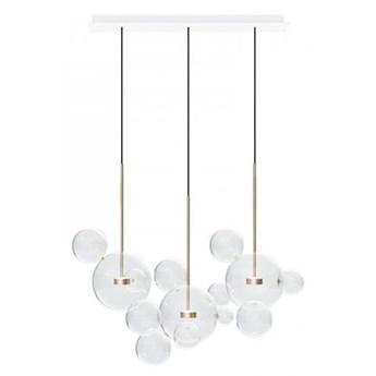 Bubble XL Line - potrójna lampa wisząca