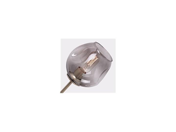 Chemistry gold - 6-punktowa nowoczesna lampa wisząca - różne klosze Lampa z kloszem Lampa inspirowana Metal Szkło Styl Industrialny