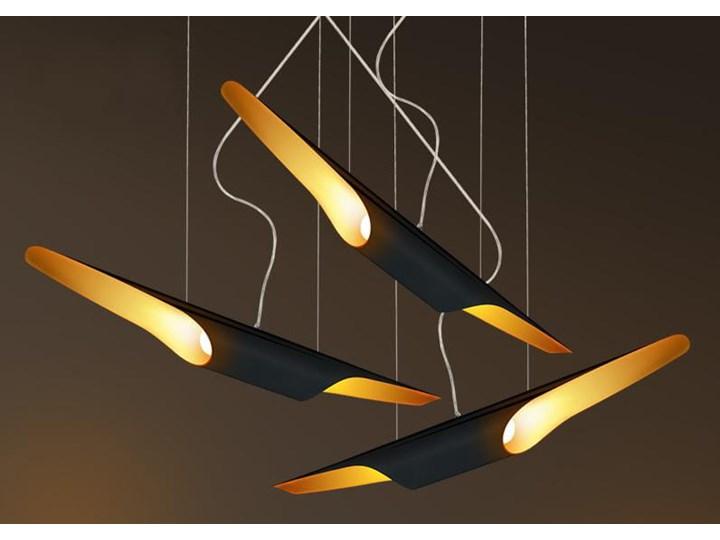 Aerophon 70 - lampa wisząca Metal Lampa inspirowana Ilość źródeł światła 2 źródła