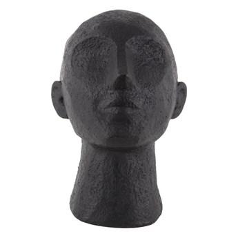 Czarna figurka dekoracyjna PT LIVING Face Art Nina, 28 cm