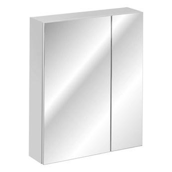 Havana White Szafka z lustrem 60 cm