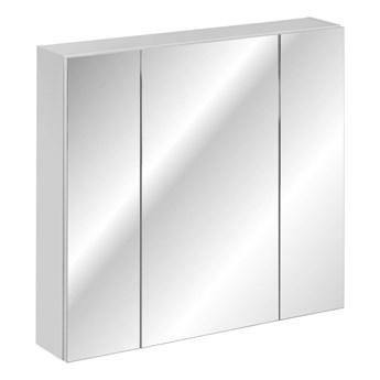Havana White Szafka z lustrem 80 cm