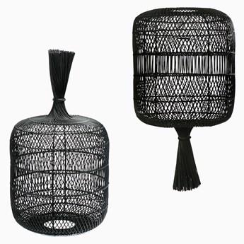 Lampa wielofunkcyjna Ratan Czarna L
