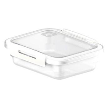 Pojemnik plastikowy ROTHO Memory 1126201100 0.6 L Biały