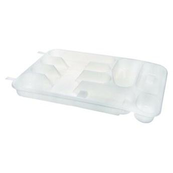 Wkład do szuflady PLAST TEAM 13960800 Biały