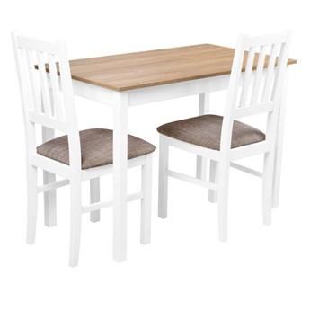 Stół + Krzesła do Kuchni Jadalni 110x60